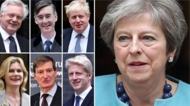 Thủ tướng Theresa May