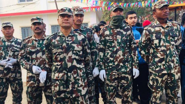 नेपाली सेनालाई विदेशबाट फर्किने नागरिकहरूको व्यवस्थापनमा परिचालन गर्ने सरकारले निर्णय गरेको छ। फाइल तस्बिर