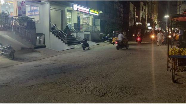 Xaafadda Paramount waa halka ay Soomaalida ugu badan ka deggan yihiin Hyderabad