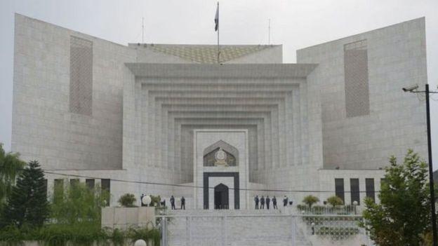 سپریم کورٹ آف پاکستان