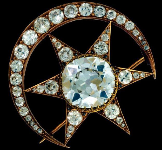 हीरा, डॉयमंड, निज़ाम