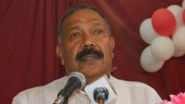 கல்வி ராஜாங்க அமைச்சர் ராதாகிருஷ்ணன்