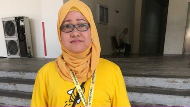 Rosanita Ali