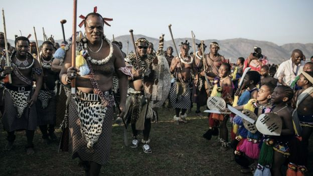 eswatini country profile bbc news