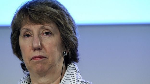 Baroness Ashton, former EU commissioner