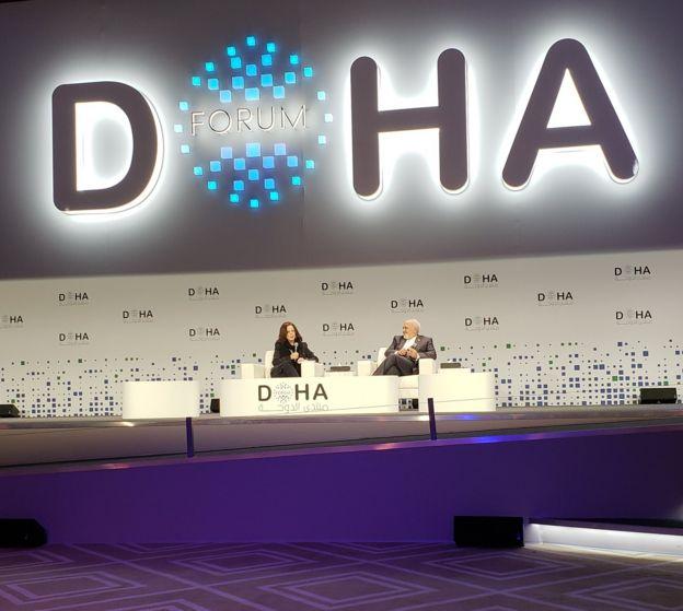 ظریف در قطر: هنر گریز از تحریمها را به دیگران هم آموزش خواهیم داد