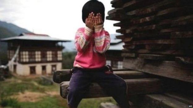रेप, मध्य प्रदेश, बाल यौन शोषण