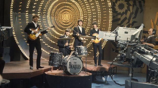 """The Beatles Polska: Odnaleziono klip  z """"zagubionym"""" występem Beatlesów w  Top of the Pops"""