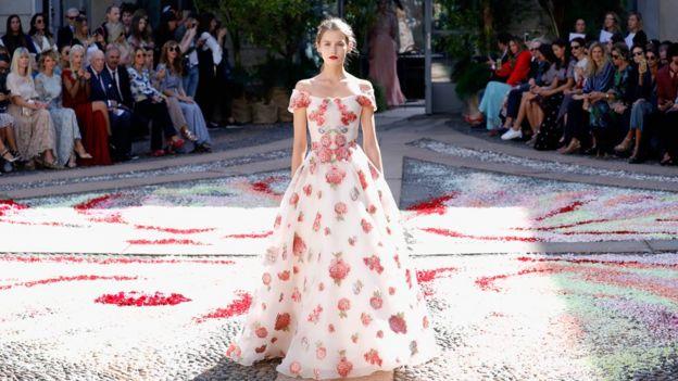 Arxiv: Milan moda həftəsi, 21 sentyabr 2017.