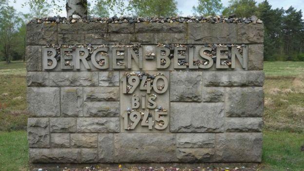 Campo de concentración Bergen-Belsen