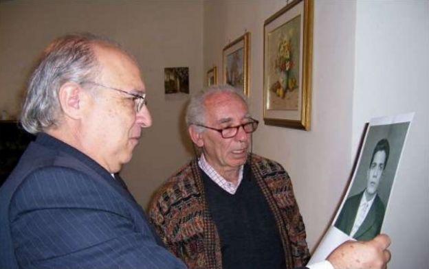 Então ministro Paulo Vannuchi visita família do guerrilheiro Libero, conhecido como Joca, na Itália