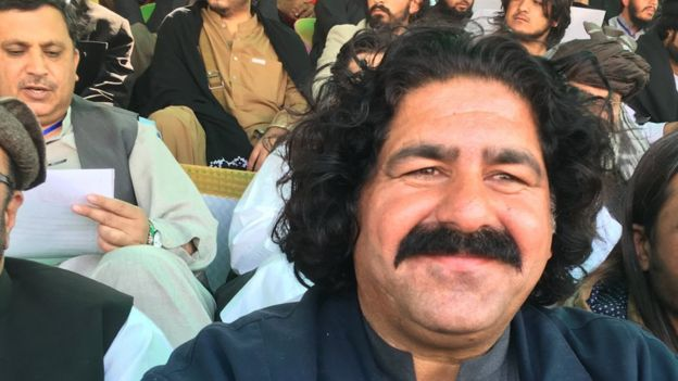 علی وزیر