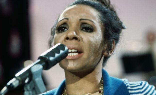 Shirley Bassey in 1972