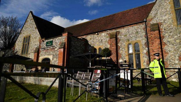 The Mill Pub