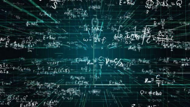Foto genérica de ecuaciones.