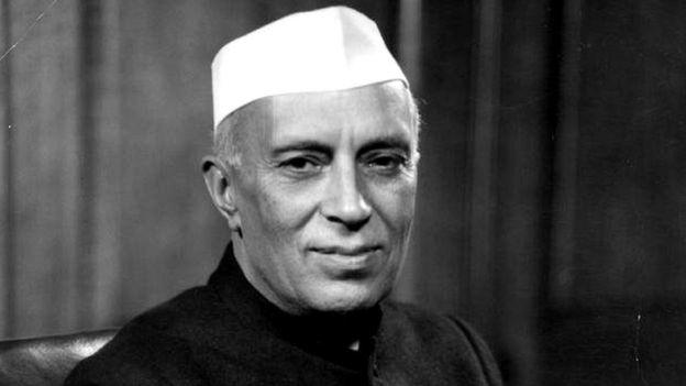 جواہر لال نہرو