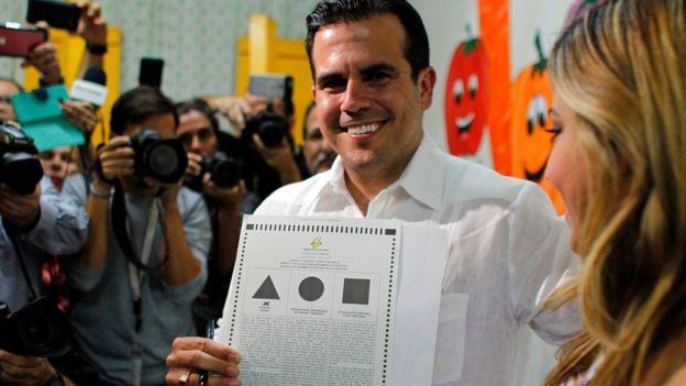 Gobernador de Puerto Rico, Ricardo Rosselló
