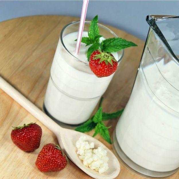 como tomar kefir de leche para adelgazar