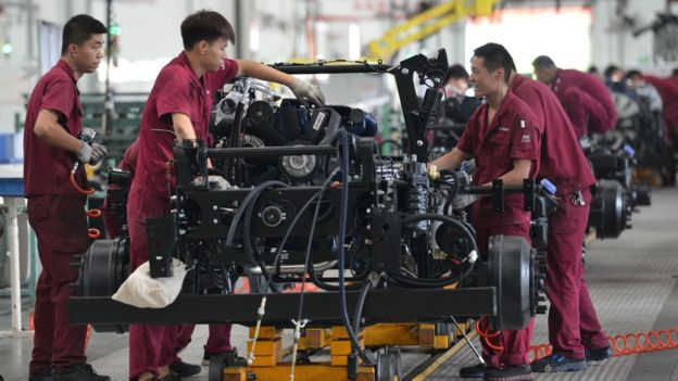 Chinese car manufacturers
