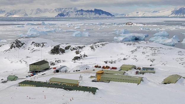 Pasangan ini Akan Gelar Pernikahan Pertama di Antartika