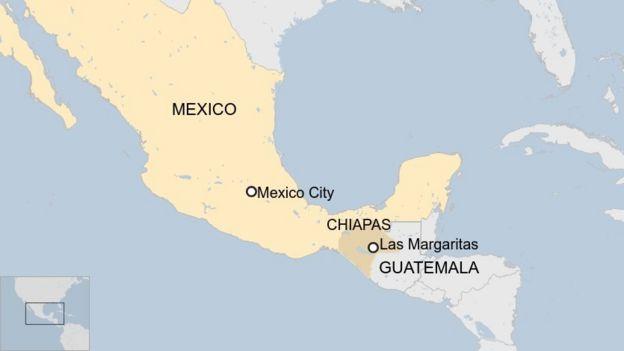 meksiko, chiapas, wali kota