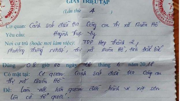 Vietnam, bất đồng chính kiến