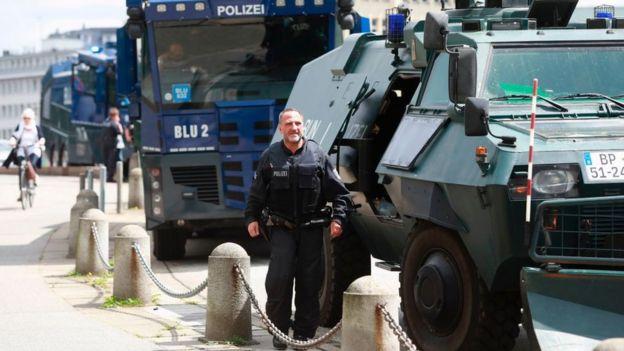 Bu yılki G20 zirvesi için yoğun güvenlik önlemleri alındı