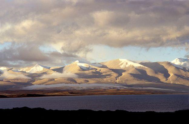 西藏西部是世界上人口密度最稀疏的地区。
