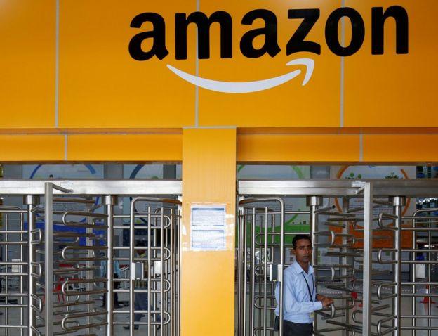 Amazon en India