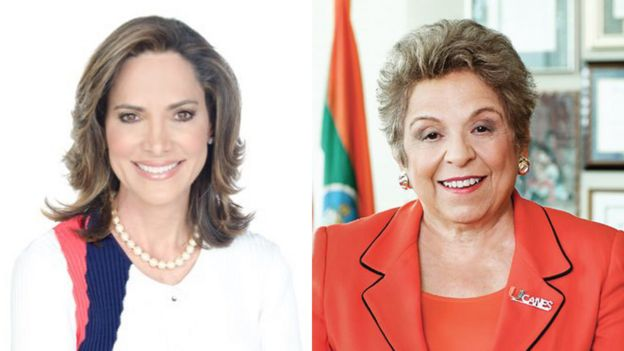 Maria Elvira Salazar y Donna Shalala, candidatas por Florida a la Cámara de Representantes