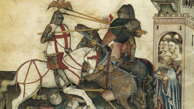 Hiệp sỹ Trung Cổ