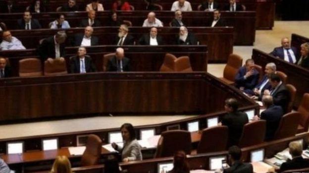 इसराइल की संसद