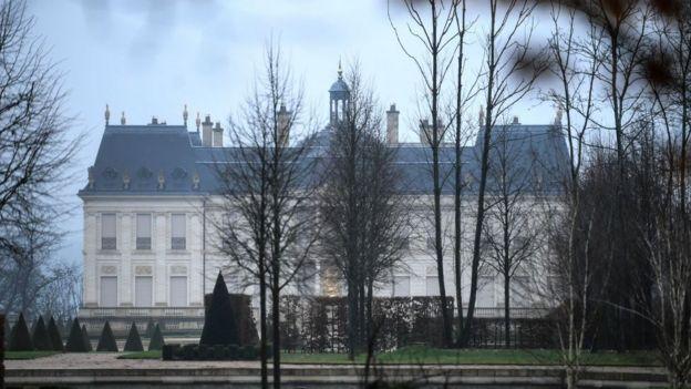 قصر لويس الرابع عشر