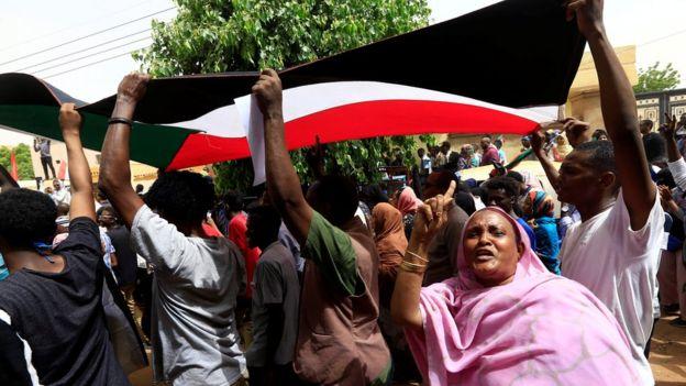 عودة المظاهرات في السودان