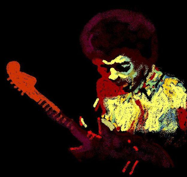 Jimi Hendrix - Band of gypsies