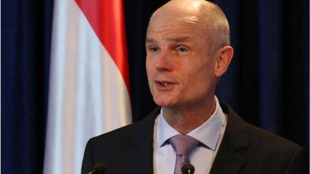 Bộ trưởng Ngoại giao Stef Blok