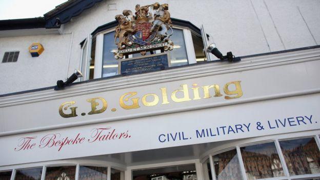 G.D. Golding