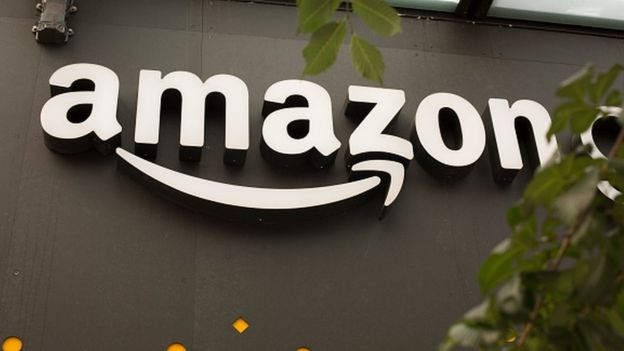 Logo de Amazon