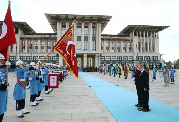 Erdogan y Putin se han encontrado en repetidas ocasiones en los últimos meses.