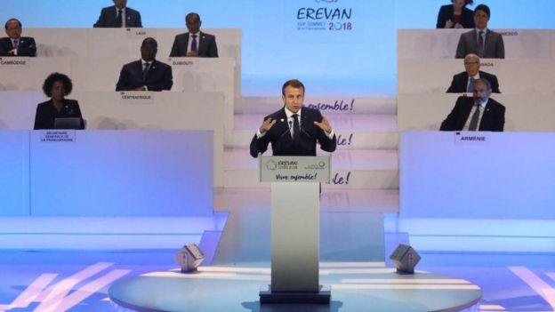 Selon l'OIF, 8% de la population mondiale sera francophone en 2050, soit 700 millions.