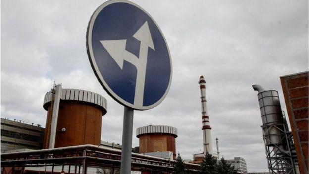 В Україні чотири п'ятих виробництва електроенергії контролюють два гравці