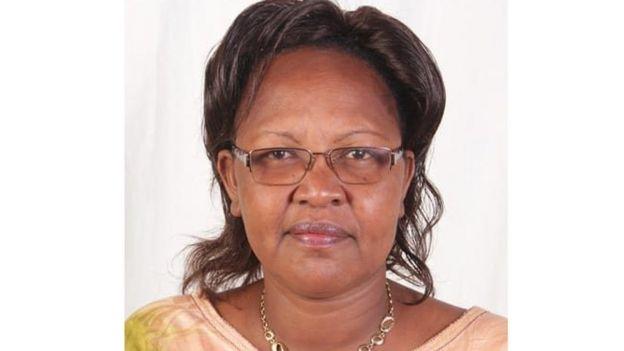 Mbunge Mwakilishi wa Wanawake katika kaunti ya Turkana Joyce Emanikor.