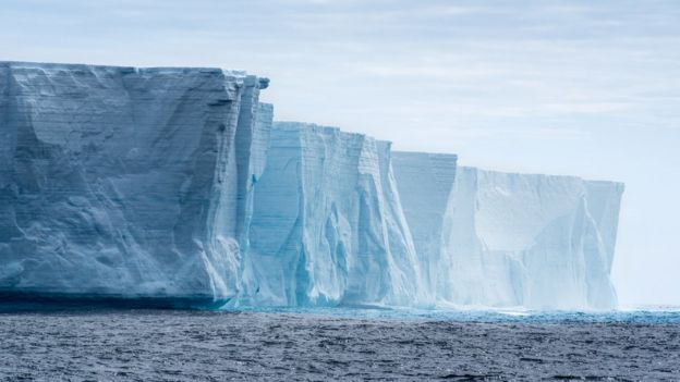 barrera de hielo