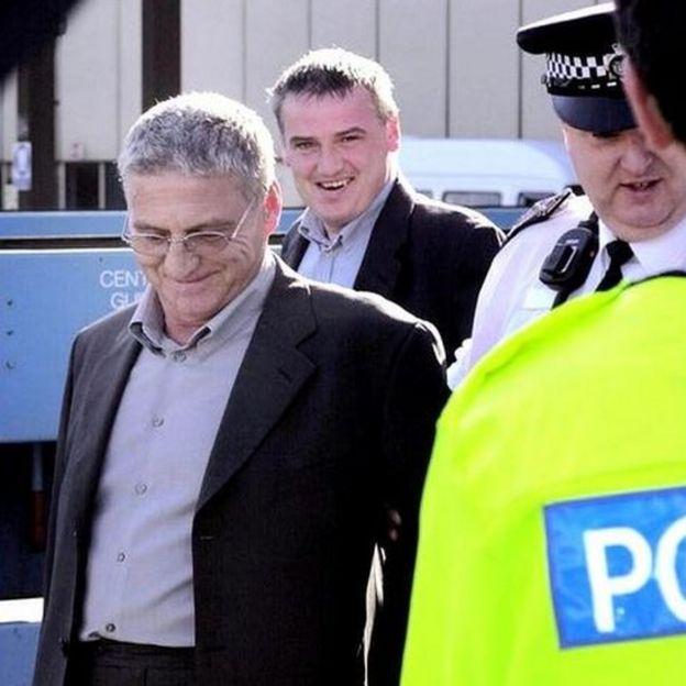 Robert Doherty y John Ward detenidos