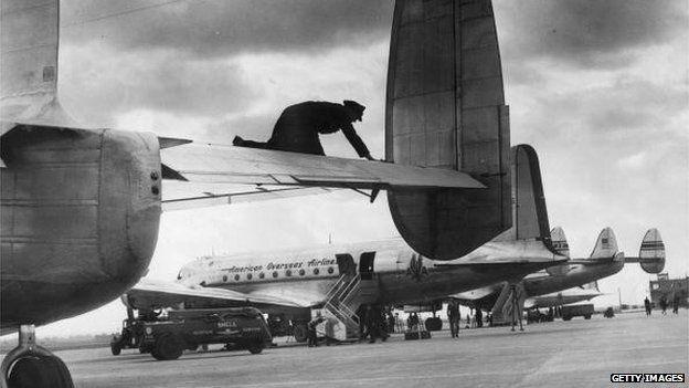 Heathrow Airport 1946