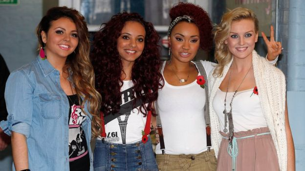 Little Mix in 2011