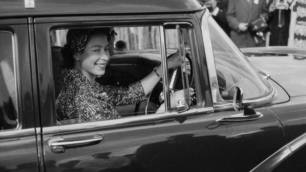 Королева за рулем, 1958 год