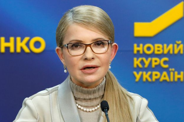 前总理季莫申科之前已经多次参加乌克兰的总统选举。