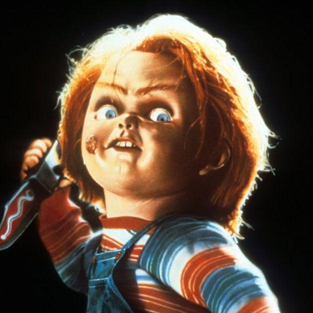 """Chucky de """"Child's Play"""""""