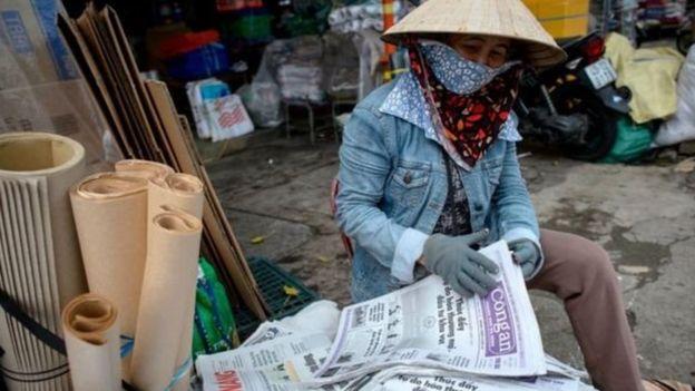 Báo giấy Việt Nam điêu đứng trước đại dịch Covid-19